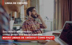 Sou Micro Empresario Com Posso Me Beneficiar Das Novas Linas De Credito - Notícias e Artigos Contábeis